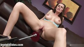 Prexy MILF Samantha Gets Drilled at the end of one's tether Carnal knowledge Gear
