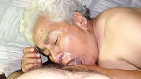 HelloGrannY Dwelling-place be useful to Amateur Granny Porn Stars